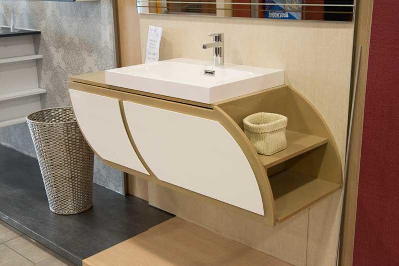 Exposición muebles de baño, Castrogres