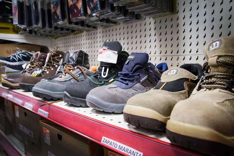Ropa laboral, calzado de seguridad, Castrogres, Castro Urdiales