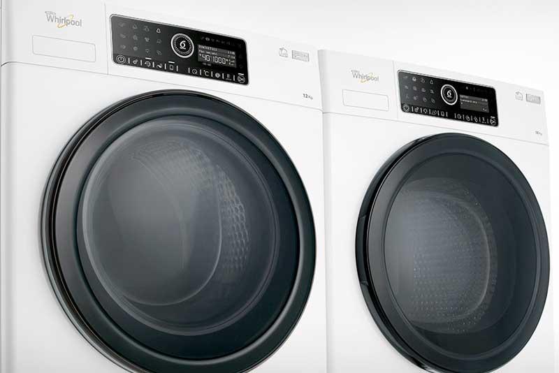 Electrodomésticos Castrogres, lavadoras y secadoras