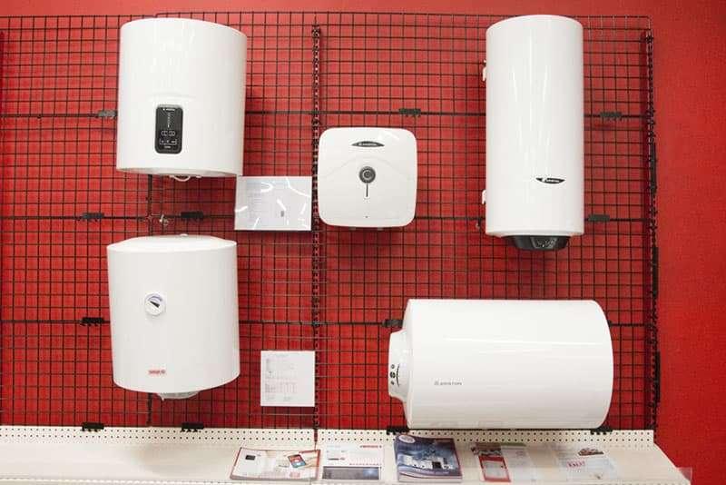 Calderas calefacción y agua caliente
