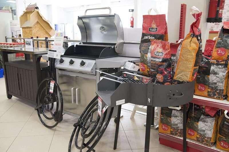 Barbacoas para jardín Castrogres, Castro Urdiales