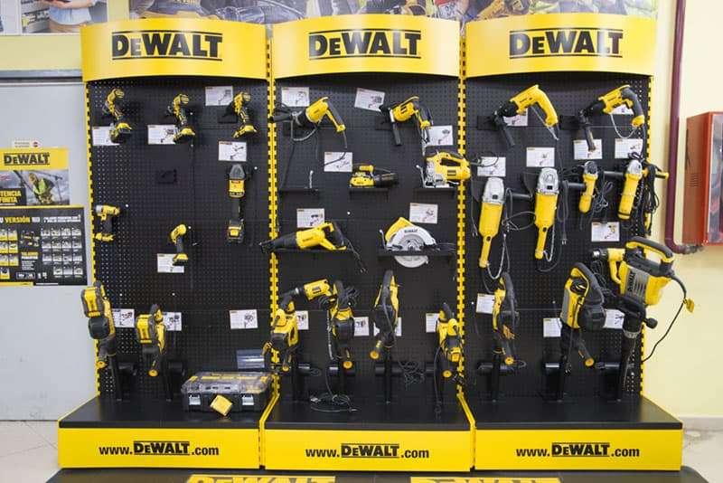 Maquinaría DeWalt